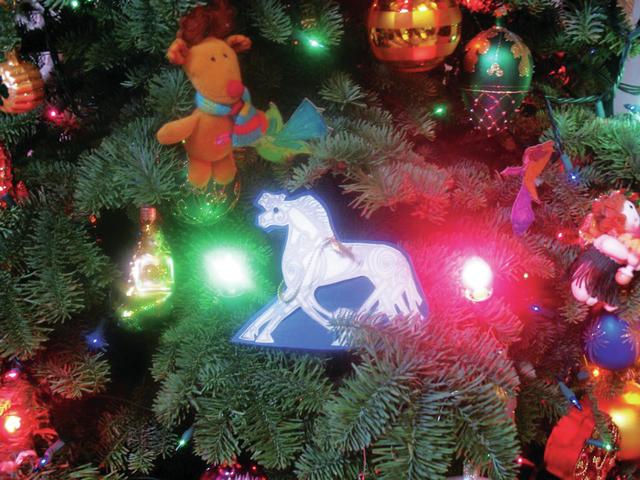 Sleipnir Ornament