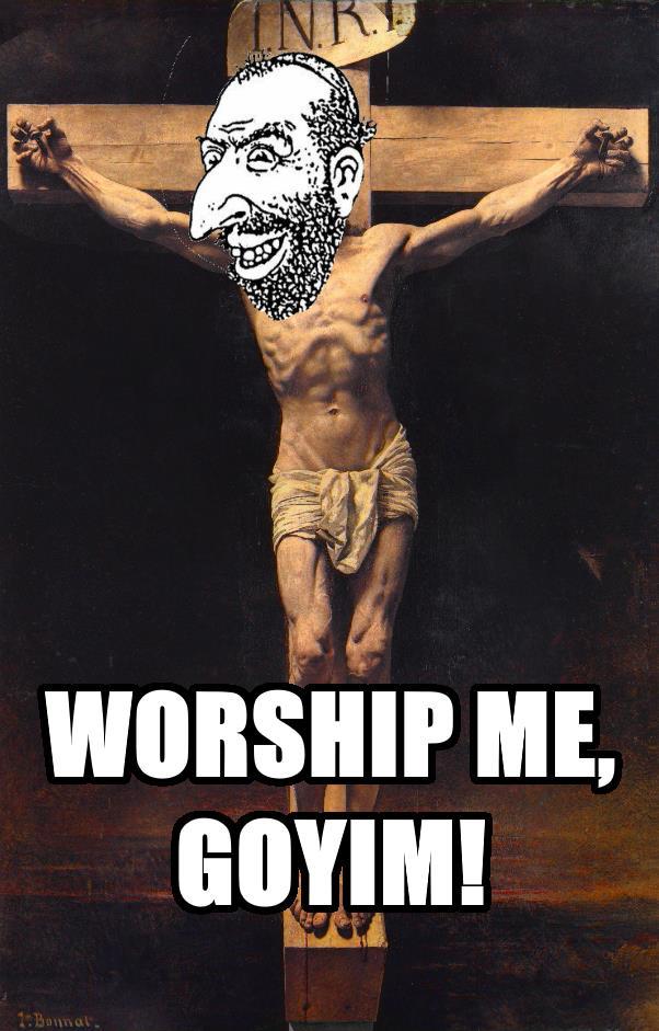 Christ Insanity